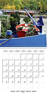 Maritime Impressions (Wall Calendar 2019 300 × 300 mm Square) - Produktdetailbild 8