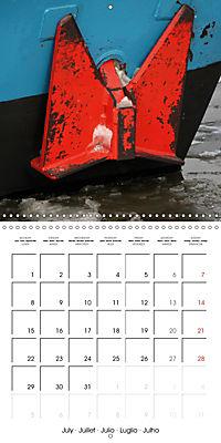 Maritime Impressions (Wall Calendar 2019 300 × 300 mm Square) - Produktdetailbild 7