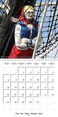 Maritime Impressions (Wall Calendar 2019 300 × 300 mm Square) - Produktdetailbild 5