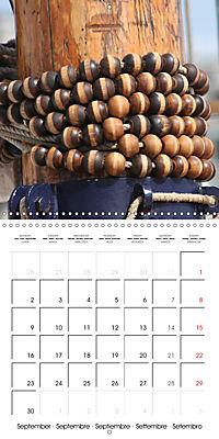 Maritime Impressions (Wall Calendar 2019 300 × 300 mm Square) - Produktdetailbild 9