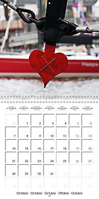Maritime Impressions (Wall Calendar 2019 300 × 300 mm Square) - Produktdetailbild 10