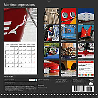 Maritime Impressions (Wall Calendar 2019 300 × 300 mm Square) - Produktdetailbild 13