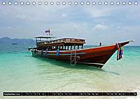 Maritimes - Bunte Boote (Tischkalender 2019 DIN A5 quer) - Produktdetailbild 9