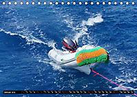 Maritimes - Bunte Boote (Tischkalender 2019 DIN A5 quer) - Produktdetailbild 10