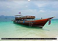 Maritimes - Bunte Boote (Wandkalender 2019 DIN A3 quer) - Produktdetailbild 8