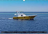 Maritimes - Bunte Boote (Wandkalender 2019 DIN A3 quer) - Produktdetailbild 4