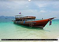 Maritimes - Bunte Boote (Wandkalender 2019 DIN A3 quer) - Produktdetailbild 9