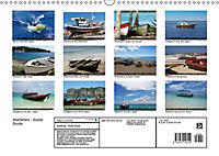 Maritimes - Bunte Boote (Wandkalender 2019 DIN A3 quer) - Produktdetailbild 13