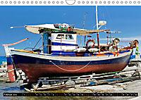 Maritimes - Bunte Boote (Wandkalender 2019 DIN A4 quer) - Produktdetailbild 2