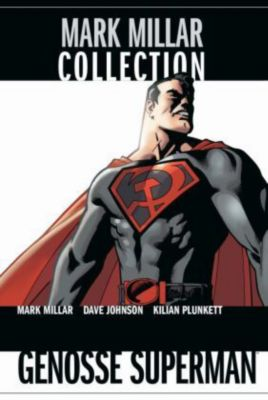 Mark Millar Collection - Genosse Superman, Mark Millar, Dave Johnson, Kilian Plunkett
