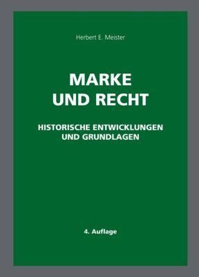 Marke und Recht, Herbert E. Meister