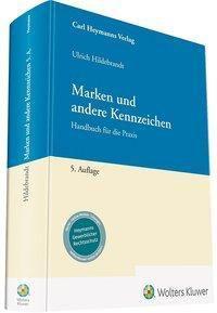 Marken und andere Kennzeichen - Ulrich Hildebrandt pdf epub