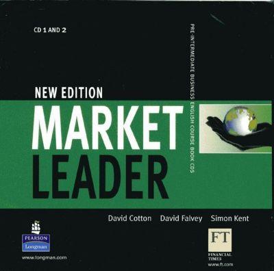 Market Leader, Pre-Intermediate, New Edition: 2 Class Audio-CDs