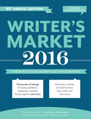 Market: Writer's Market 2016