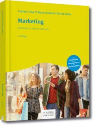 Marketing, Andreas Scharf, Bernd Schubert, Patrick Hehn