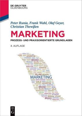 Marketing, Peter Runia, Frank Wahl, Olaf Geyer