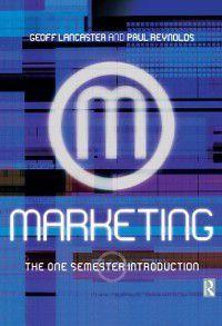 Marketing, Paul Reynolds, Geoff Lancaste