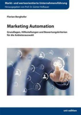 Marketing Automation, Florian Berghofer