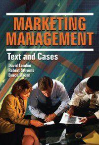 Marketing Management, Bruce Wrenn, Robert E Stevens, David L Loudon