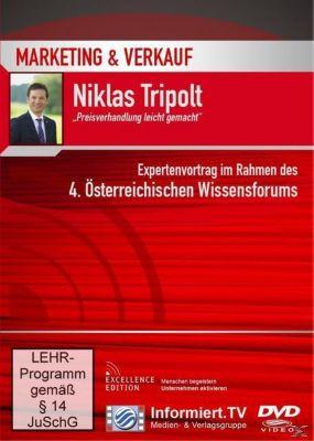 Marketing & Verkauf - Preisverhandlung leicht gemacht, Niklas Tripolt