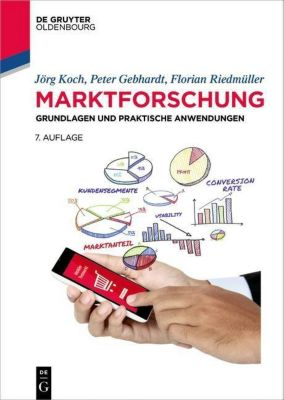 Marktforschung, Jörg Koch, Peter Gebhardt, Florian Riedmüller