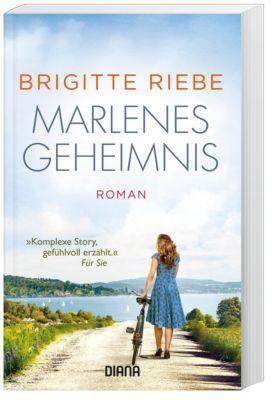 Marlenes Geheimnis - Brigitte Riebe |