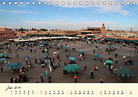 Marokko - Eine Reise durch das Königreich (Tischkalender 2019 DIN A5 quer) - Produktdetailbild 6