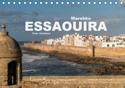 Marokko - Essaouira (Tischkalender 2019 DIN A5 quer), Peter Schickert
