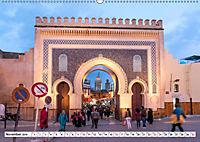 Marokko - Fes (Wandkalender 2019 DIN A2 quer) - Produktdetailbild 11