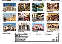 Marokko - Fes (Wandkalender 2019 DIN A2 quer) - Produktdetailbild 13