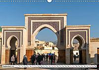 Marokko - Fes (Wandkalender 2019 DIN A3 quer) - Produktdetailbild 9