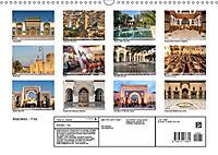 Marokko - Fes (Wandkalender 2019 DIN A3 quer) - Produktdetailbild 13