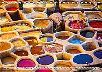 Marokko: Marrakesch, Atlas, Sahara, Fès (Tischkalender 2019 DIN A5 quer) - Produktdetailbild 6