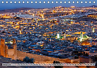 Marokko: Marrakesch, Atlas, Sahara, Fès (Tischkalender 2019 DIN A5 quer) - Produktdetailbild 1