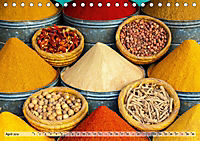 Marokko: Marrakesch, Atlas, Sahara, Fès (Tischkalender 2019 DIN A5 quer) - Produktdetailbild 4