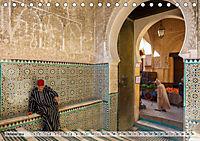 Marokko: Marrakesch, Atlas, Sahara, Fès (Tischkalender 2019 DIN A5 quer) - Produktdetailbild 10