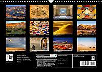 Marokko: Marrakesch, Atlas, Sahara, Fès (Wandkalender 2019 DIN A3 quer) - Produktdetailbild 13