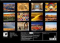 Marokko: Marrakesch, Atlas, Sahara, Fès (Wandkalender 2019 DIN A2 quer) - Produktdetailbild 13