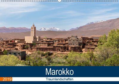Marokko Traumlandschaften (Wandkalender 2019 DIN A2 quer), Brigitte Dürr