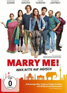 Marry Me!, Maryam Zaree, Bharti Jaffrey