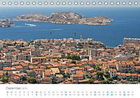 Marseille Maritime Metropole (Tischkalender 2019 DIN A5 quer) - Produktdetailbild 12