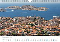 Marseille Maritime Metropole (Wandkalender 2019 DIN A4 quer) - Produktdetailbild 12