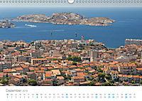 Marseille Maritime Metropole (Wandkalender 2019 DIN A3 quer) - Produktdetailbild 12