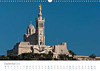 Marseille Maritime Metropole (Wandkalender 2019 DIN A3 quer) - Produktdetailbild 9