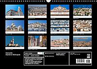 Marseille Maritime Metropole (Wandkalender 2019 DIN A3 quer) - Produktdetailbild 13