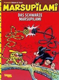 Marsupilami - Das schwarze Marsupilami, André Franquin, Yann