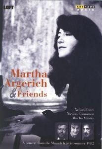 Martha Argerich & Friends, Argerich, Freire, Economou