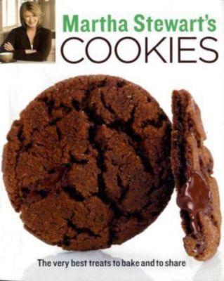 Martha Stewart's Cookies Buch portofrei bei Weltbild.de bestellen