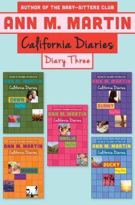 Martin, A: Diary Three, Ann Martin