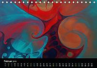 Martin Heine - Fantasien der Sinne (Tischkalender 2019 DIN A5 quer) - Produktdetailbild 2